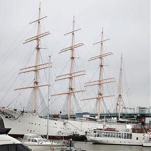 Gothenburg, Viermaster