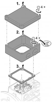 Explosionszeichnung (IsoDraw)
